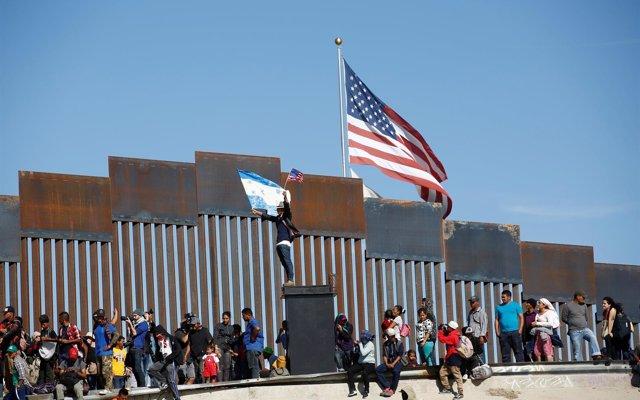 EEUU/México.- EEUU detuvo entre julio y noviembre a 170 personas que trataron de recuperar a niños migrantes detenidos