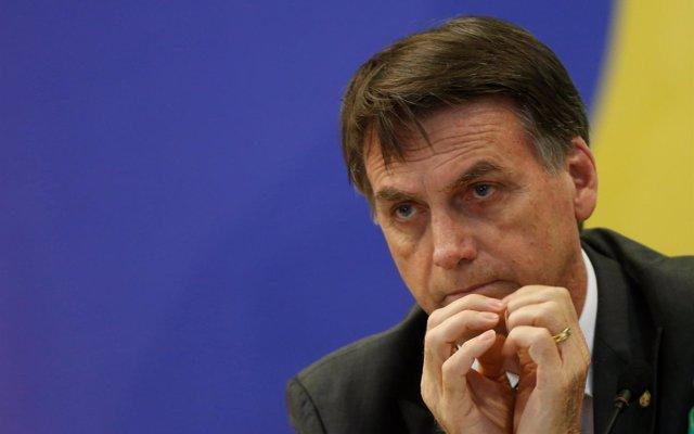 O.Próximo.- La Liga Árabe asegura a Bolsonaro que el traslado de la Embajada en Israel podría afectar a sus relaciones