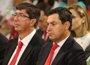 Moreno y Marín abren con García Egea y Villegas las reuniones para un acuerdo PP-Cs tras el 2D
