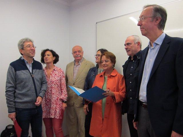Manifiesto federalista presentado el 24 de octubre en Bilbao