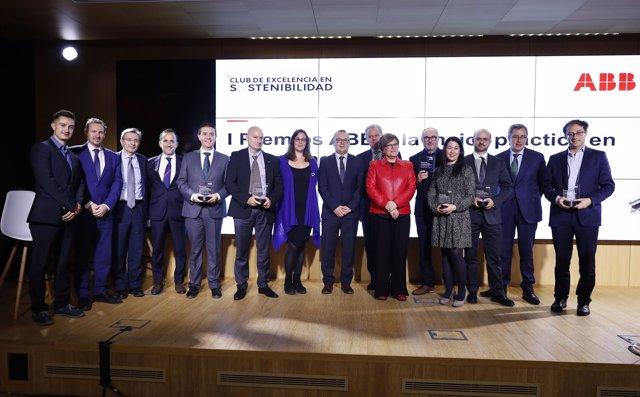Ganadores de los Premios ABB a la mejor práctica en digitalización