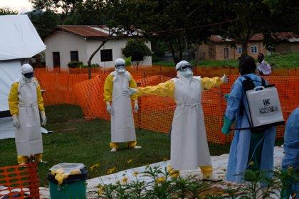 Un tercio de los casos de ébola en las zonas más afectadas de la RDC corresponde a niños