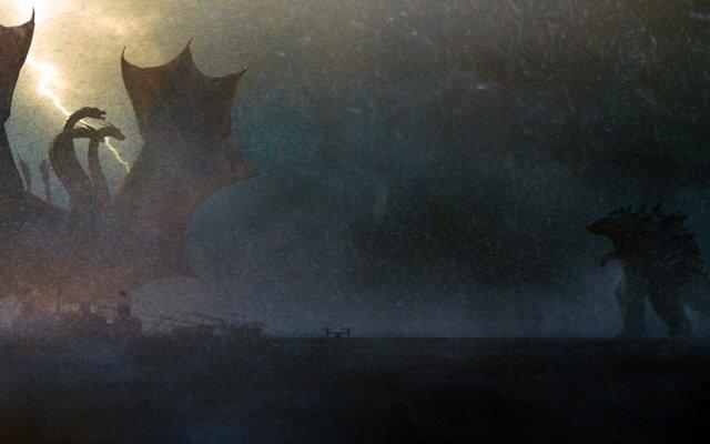 Todos los Kaiju del tráiler de Godzilla 2: El rey de los monstruos
