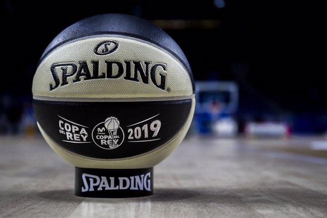 Balón de la Copa del Rey 2019