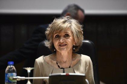 La ministra de Sanidad y las CCAA celebran un CISNS extraordinario por videoconferencia