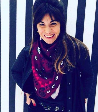 """La hija de Maradona responde con un """"calvo"""" a las burlas de los seguidores de River"""