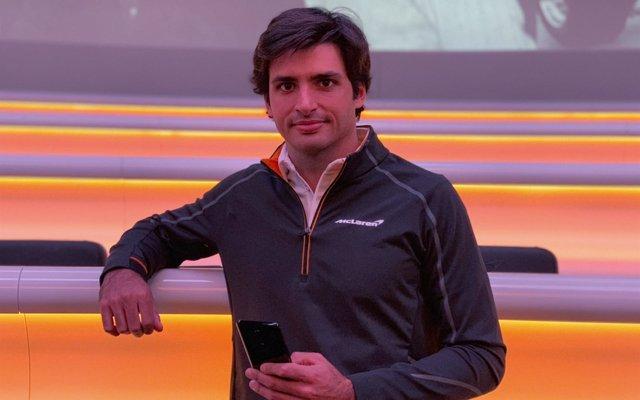 Carlos Sainz: 'Me siento preparado para liderar McLaren'