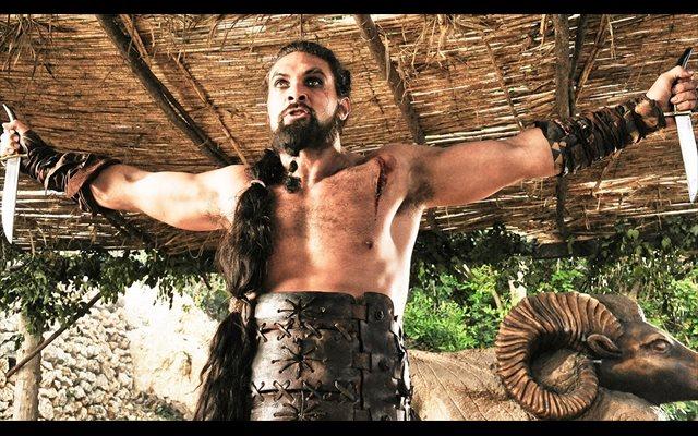 Juego de Tronos: Jason Momoa resucita a Khal Drogo en Saturday Night Live (VÍDEO)