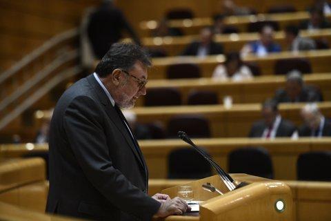 Sessió plenària al Senat