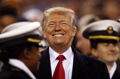 Trump plantea utilizar al Ejército para levantar el muro si los demócratas no acceden a financiarlo