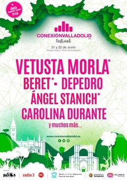 Vetusta Morla se suma al cartel del Conexion Valladolid 2019. 11-12-18