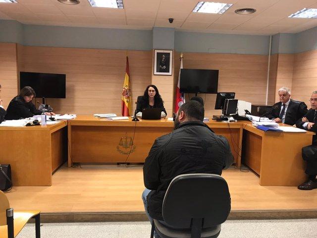 Juicio contra el responsable del 'puenting' en el que murió una menor en 2015