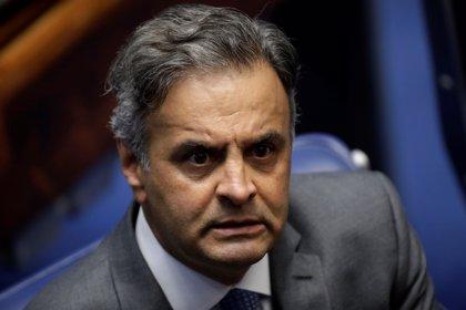 La Policía allana los inmuebles del senador brasileño Aecio Neves en una investigación por sobornos