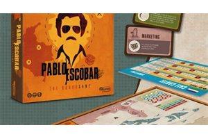 Así es el juego de mesa sobre Pablo Escobar que desata numerosas críticas en Colombia