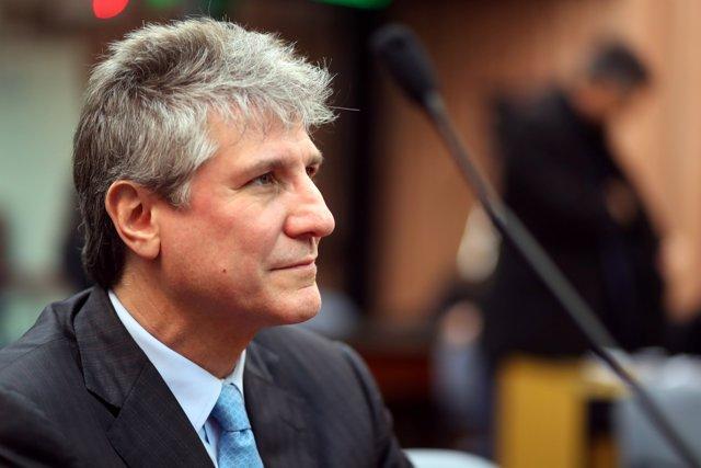 El ex vicepresidente argentino Amado Boudou
