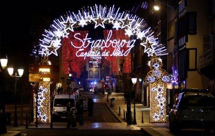 Los mercadillos navideños cerrarán este miércoles en Estrasburgo tras el tiroteo