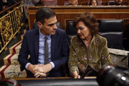 Sánchez reivindicará hoy que hay espacio en Cataluña entre la dureza de PP y C's y los vaivenes del independentismo