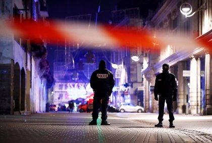 El tiroteo en Estrasburgo, en imágenes y vídeos