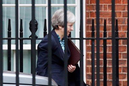 May afrontará este miércoles por la tarde una moción de censura en el grupo parlamentario 'tory'