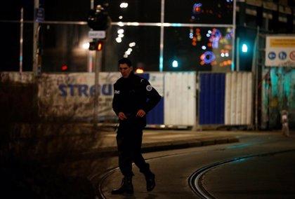 Al menos tres muertos y trece heridos en el tiroteo de Estrasburgo, según el último balance