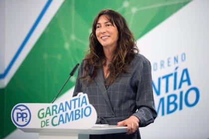 """PP-A: Susana Díaz quiere """"bloquear el cambio"""" en Andalucía para mantener el """"sillón a toda costa"""""""