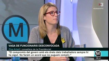 Artadi critica la ubicación elegida para el Consejo de Ministros en Barcelona y dice que se ha enterado por los medios
