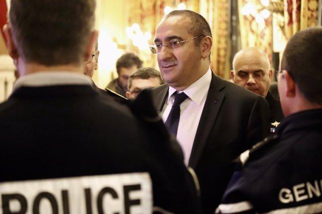 Laurent Nuñez, secretario de Estado de Interior de Francia