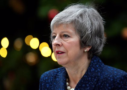 """May rechaza dimitir ante la moción de censura de su partido: """"Haré frente a la moción con todo lo que tengo"""""""