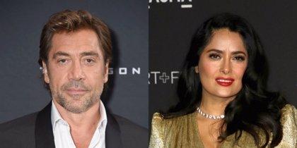 Javier Bardem y Salma Hayek protagonizarán la nueva película de Sally Potter