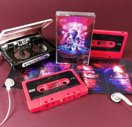 Muse venden su nuevo álbum en casete