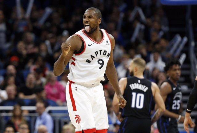 Serge Ibaka (Toronto Raptors)