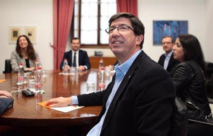 Marín: PP y Cs deben sumar mayoría en la Mesa con presencia de todas las fuerzas aunque no tengan voto