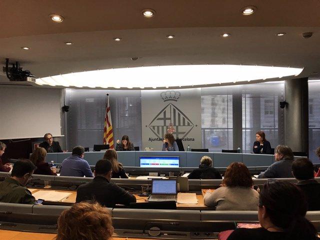 Comisión de Presidencia, Derechos de Ciudadanía, Participación, y Seguridad