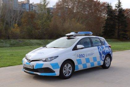 Un vehículo lector de matrículas circulará en Pamplona para detectar infracciones e incumplimientos de ITV o seguro