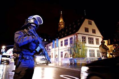 """Eudel expresa su """"enérgica condena"""" por el ataque de Estrasburgo y envía un """"abrazo solidario"""" al """"pueblo francés"""""""