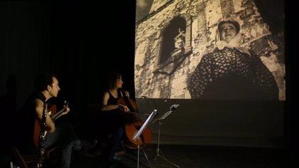 El cine con música en directo llega al Museo Picasso Málaga con la Filmoteca de Andalucía