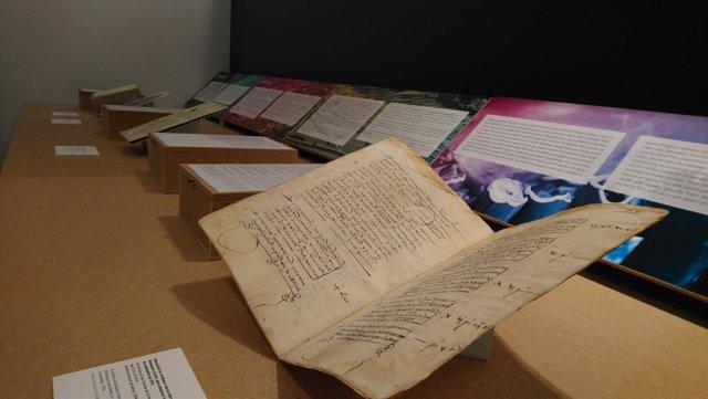 Exposición en el archivo histórico provincial 'Sabores que cruzaron océanos'