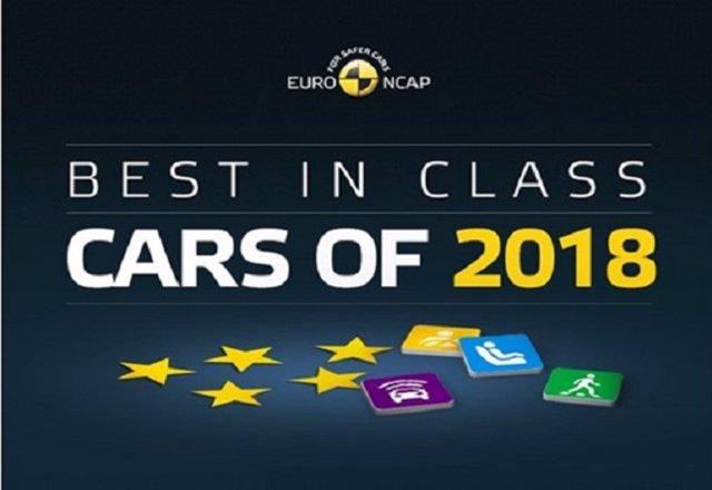 Los mejores modelos de su clase según Euro NCAP