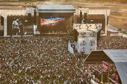 El Ayuntamiento ampliará en 2019 su apoyo al festival Mad Cool introduciendo contratos de patrocinio