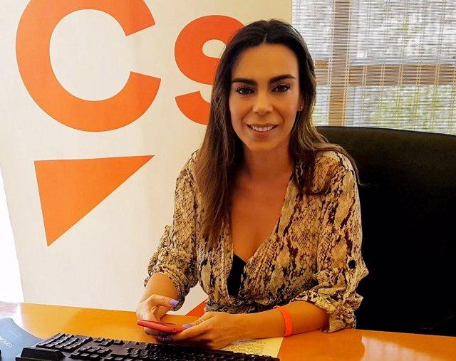 Teresa Pardo Ciudadanos Málaga