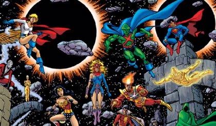 Crisis en Tierras Infinitas será el crossover del Arrowverso de 2019