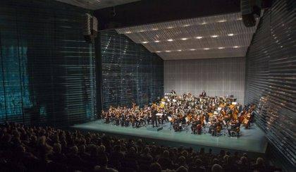 Sinfónica de la Región tocará junto a Joaquín Achúcarro, Isabel Villanueva y David Grimal en su ciclo de abono Cartagena