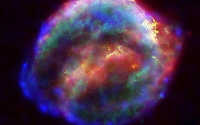 Isótopos indican extinción masiva por supernova hace 2,6 millones de años