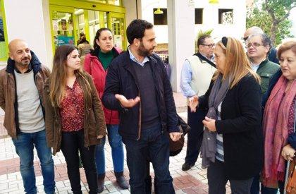 """El PSOE pide inversiones en los barrios """"ante la falta de limpieza y la presencia de roedores"""""""