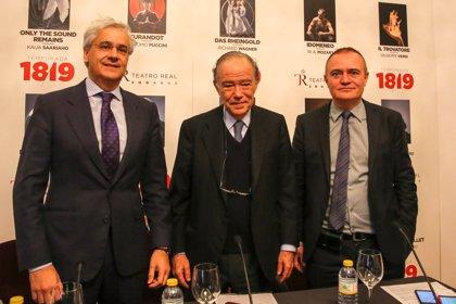 """El Teatro Real cierra 2018 con unos ingresos de casi 57 millones de euros, """"el ejercicio más alto"""" de su historia"""