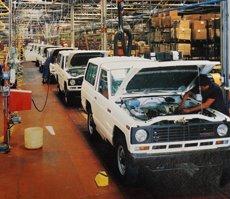 Nissan celebra el 35è aniversari de l''espanyol' Patrol, del qual es van fabricar 196.000 unitats (NISSAN)