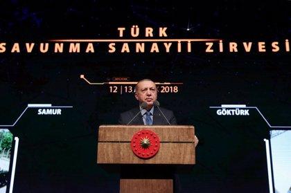 """Erdogan anuncia el inicio de una nueva operación en Siria """"en pocos días"""""""