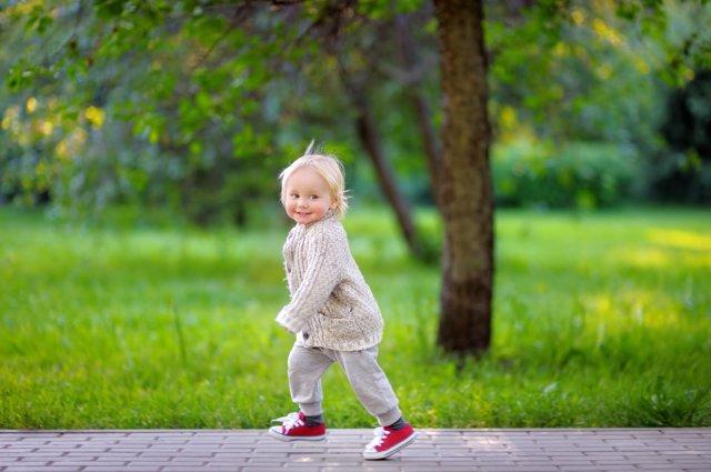 Los espacios verdes cuentan con un gran beneficio para los niños.