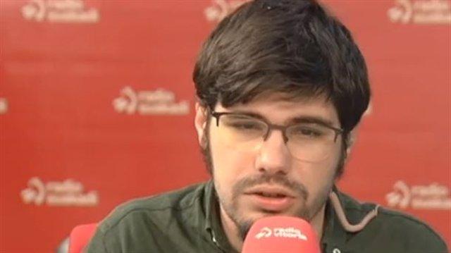 Entrevista a Lander Martínez, portavoz de Elkarrekin Podemos