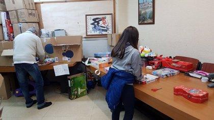 II Recogida Solidaria de juguetes organizada por Fecampa